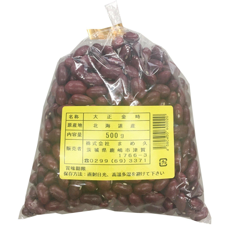Mamehisa Taisho red kidney beans (Hokkaido) 500g
