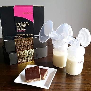 Mrs. Patels Lactation Treats, Chocolate, Gluten-Free, Vegan ...