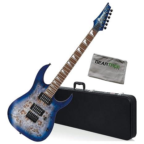 Ibanez RGRT621DPB BLF Blue Lagoon Burst RG - Guitarra eléctrica ...
