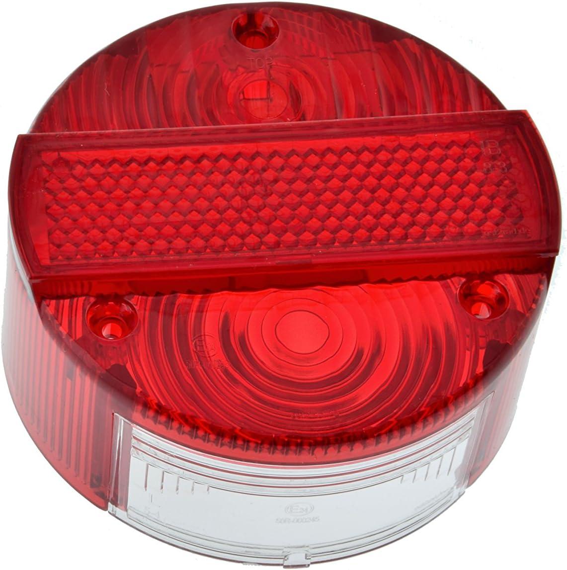 Rücklichtkappe Rund Für Mz Ts Etz 125 150 250 251 Mit E Prüfzeichen Auto