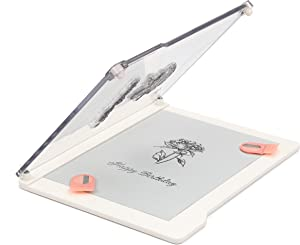 Bira Craft Easy Stamp Platform Tool for Accurate Craft Stamping (Stamp Tool)