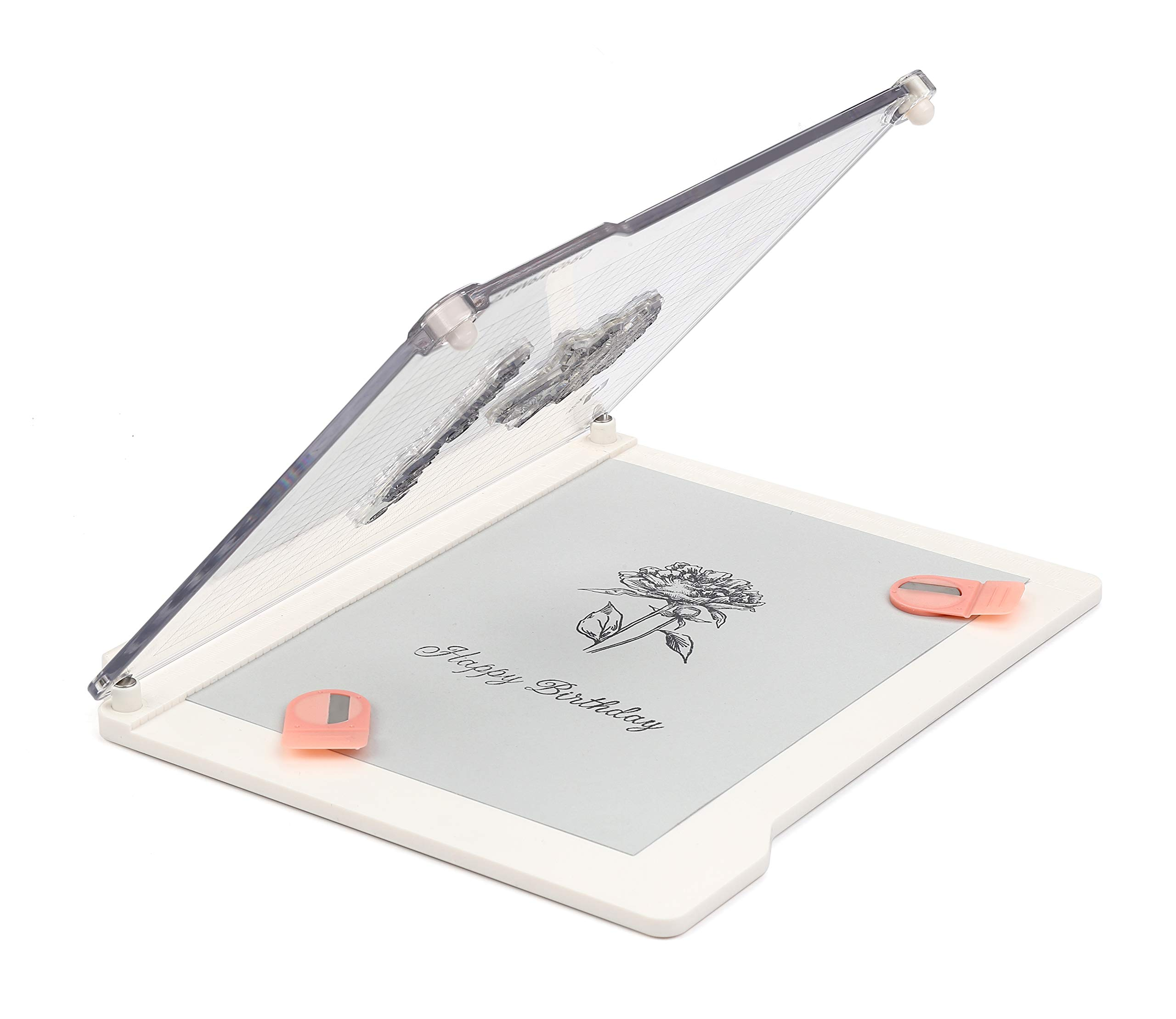 Bira Craft Easy Stamp Platform Tool for Accurate Craft Stamping (Stamp Tool) by Bira Craft