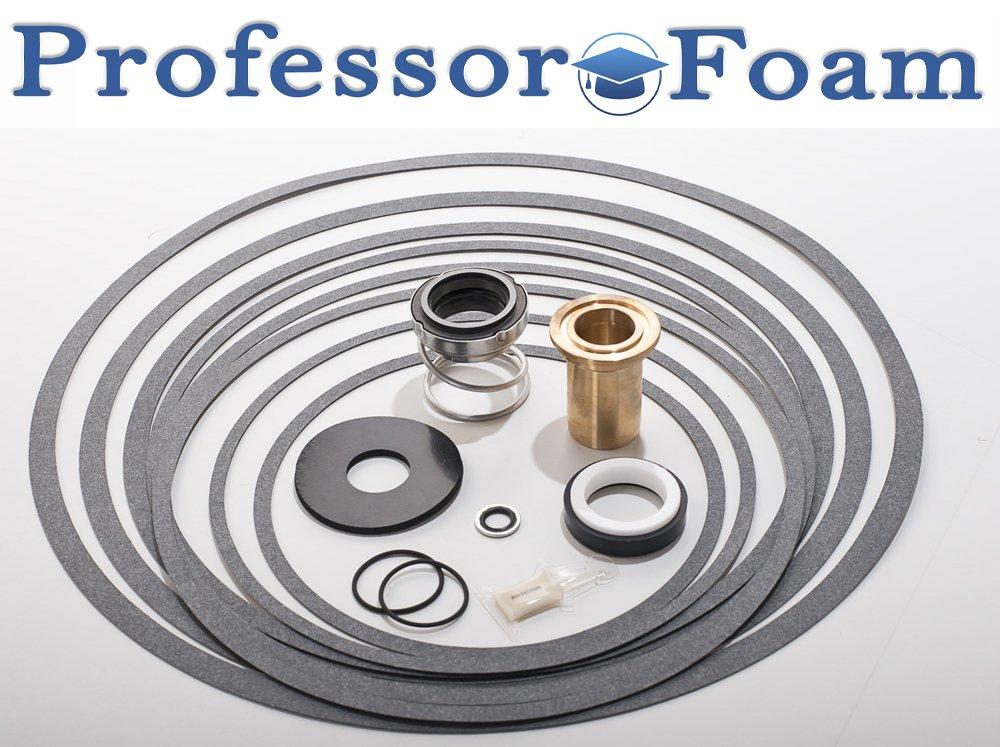PROfessor Foam replacement kit for Taco 953-1549-3BRP (1.125'') by Professor Foam (Image #1)