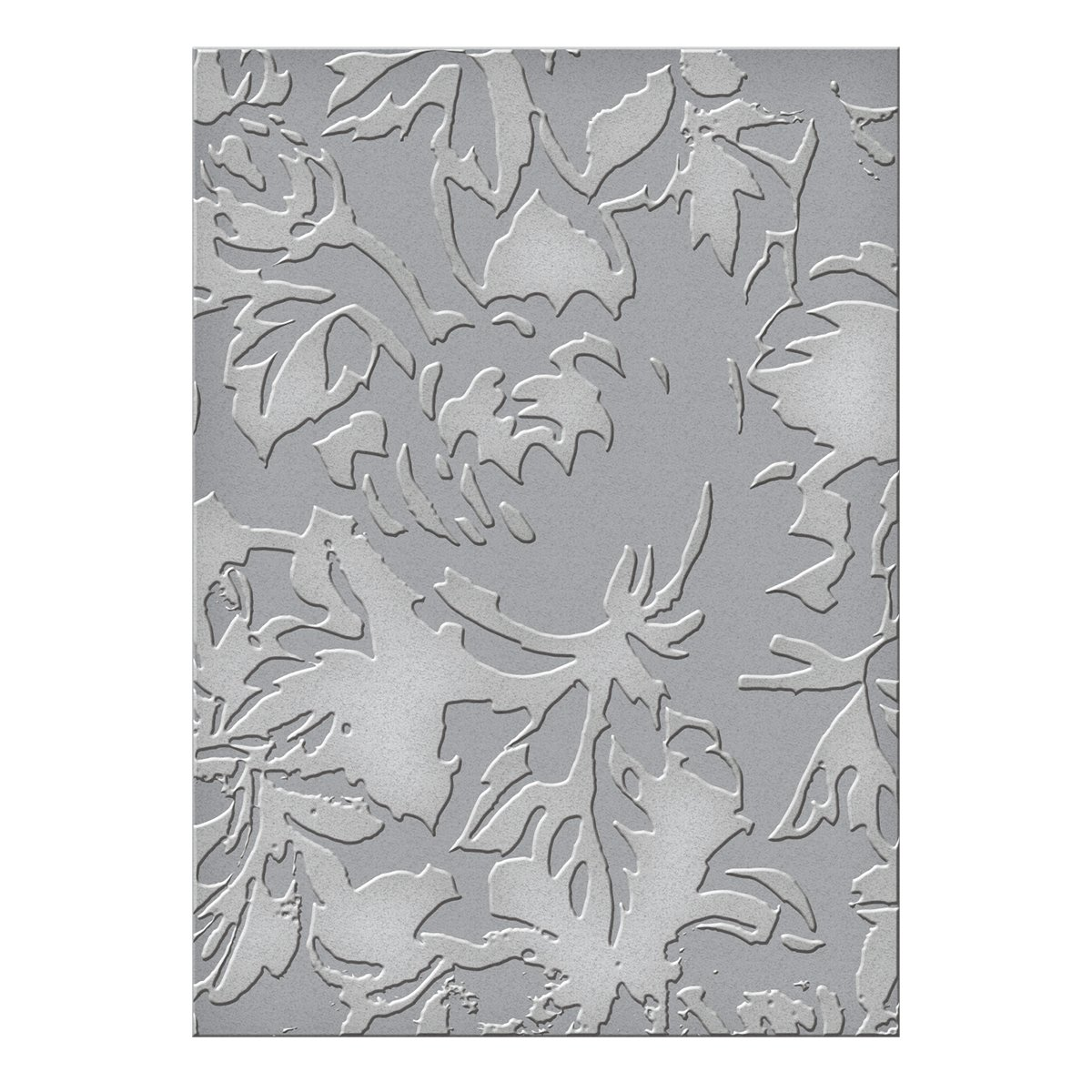 Spellbinders SEL-004 Tammy Tutterow Rose Tablecloth Embossing Folder