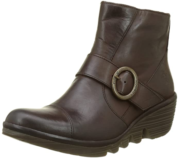 Fly London Pais655fly, Bottes Femme, Marron (Mocca), 40 EU