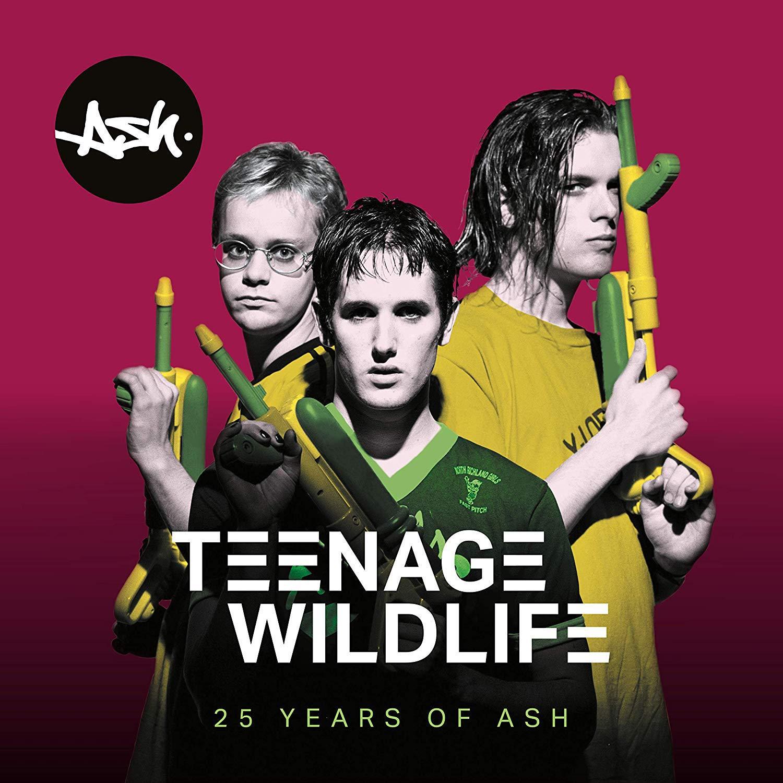 Ash - Teenage Wildlife (25 Years Of Ash) 2 LP [Vinilo]