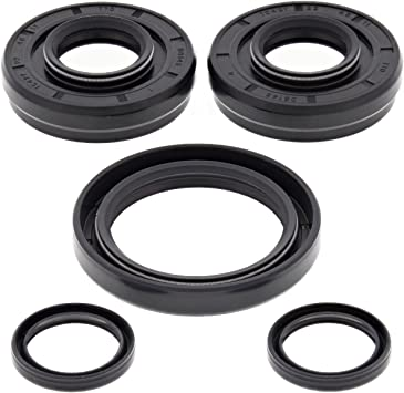 TRX500FM IRS 2018 New All Balls Differential Seal Kit 25-2110-5 for Honda TRX 500 FE 2014 2015 2016 2017