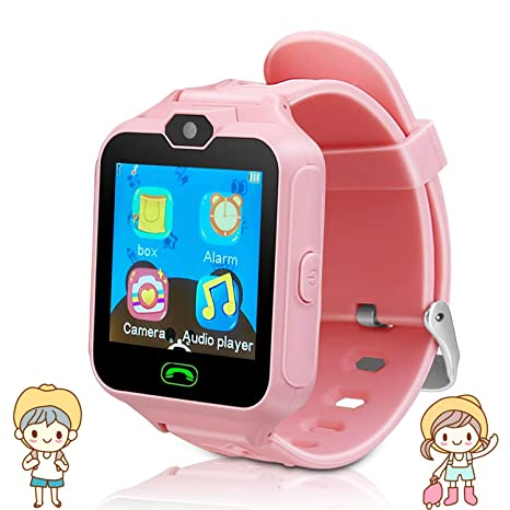 Amazon.com: Kid Smartwatches - Reloj de pulsera para niños ...