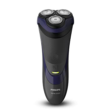 Philips S3120 06 Shaver Series 3000 Dry Electric Shaver  Amazon.co ... 60ca73acd8881