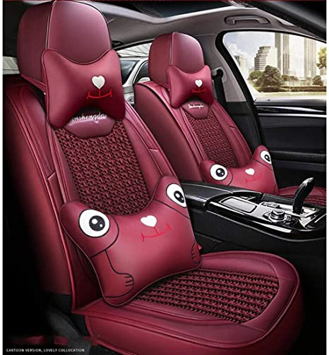 MYYDD Car Seat Cushions Seat Covers Auto Accessories for