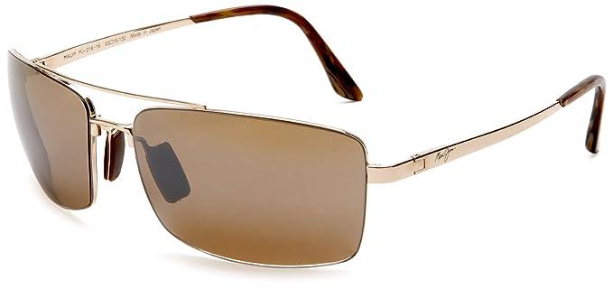 Amazon.com: Maui Jim Blackrock Polarized Sunglasses: Clothing