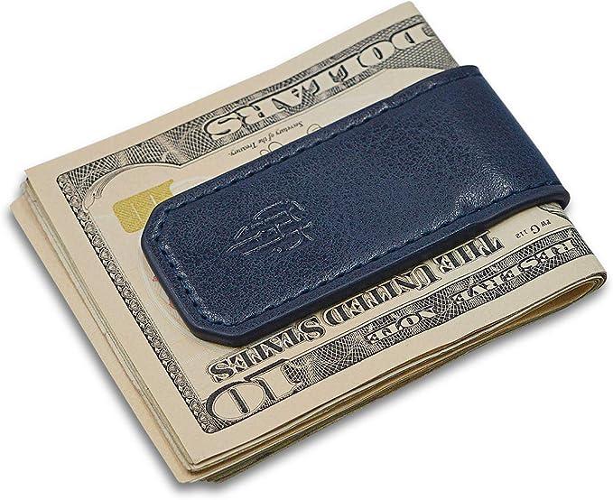 Amazon.com: Monedero con clip para tarjetas de crédito ...