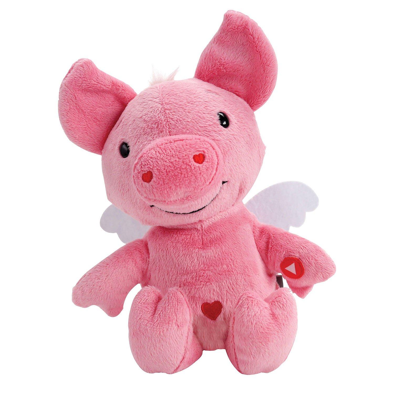 Amazoncom Hallmark Rockinu0027 Cupig Plush Stuffed Animal