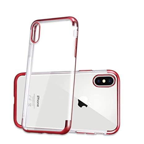 coque rouge iphone xs