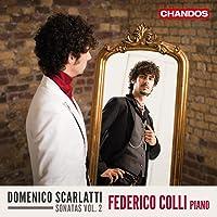 Federico Colli - Scarlatti Sonatas Vol.2
