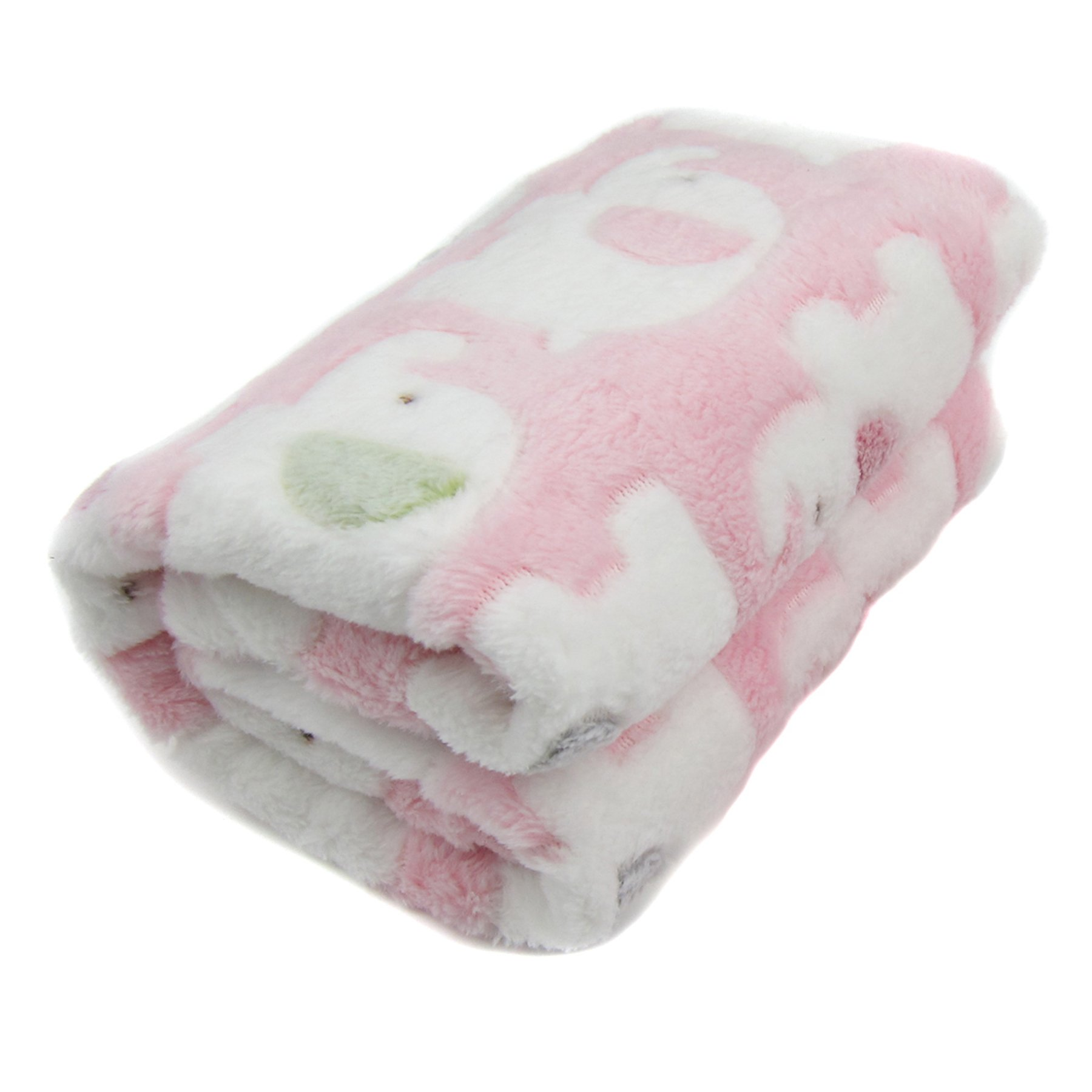 Alfie Pet by Petoga Couture - Abia Animal Blanket for Dogs and Cats - Color: Pink, Size: Large by Alfie (Image #6)