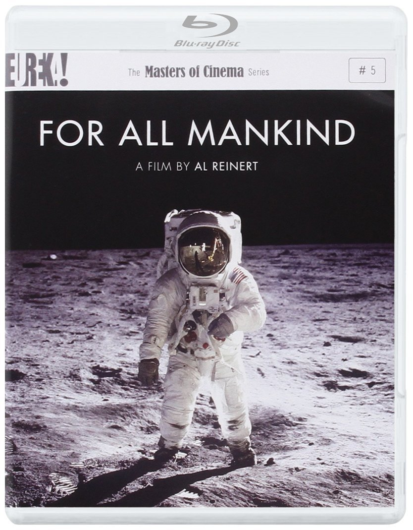 For All Mankind (Masters of Cinema) [Dual Format Blu-ray & DVD] [Reino Unido] [Blu-ray]