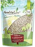 Sunflower Seeds, 2 Pounds - Kernels, No Shell, Kosher, Raw, Vegan, Bulk