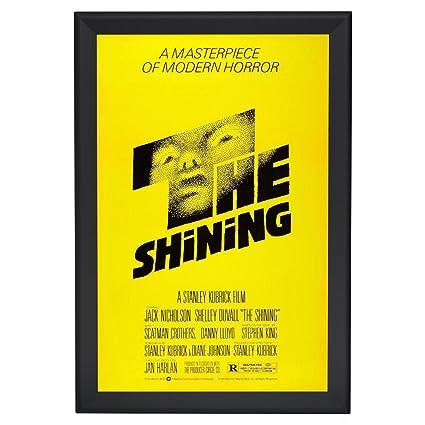 Amazon.com - SnapeZo Movie Poster Frame 27x41 Inches, Black 1.7 ...