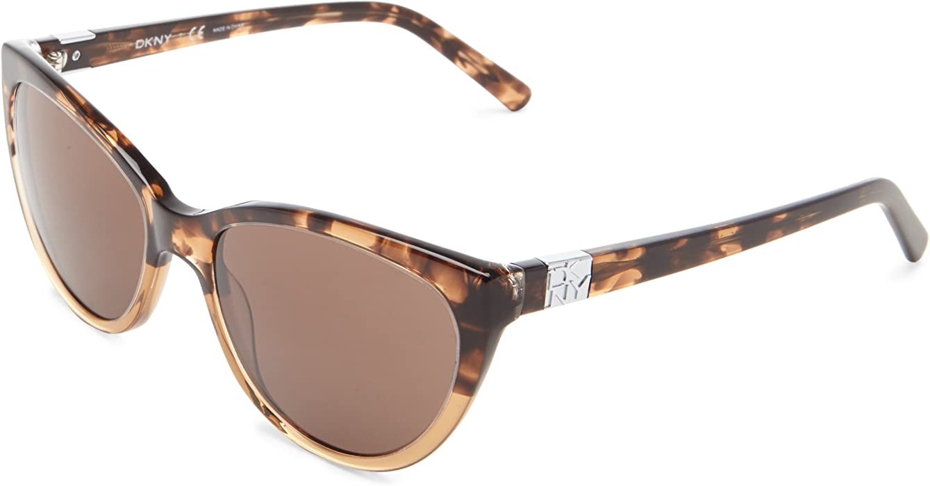 21a239baa2 Amazon.com  DKNY 0DY4095 355773 Cat Eye Sunglasses