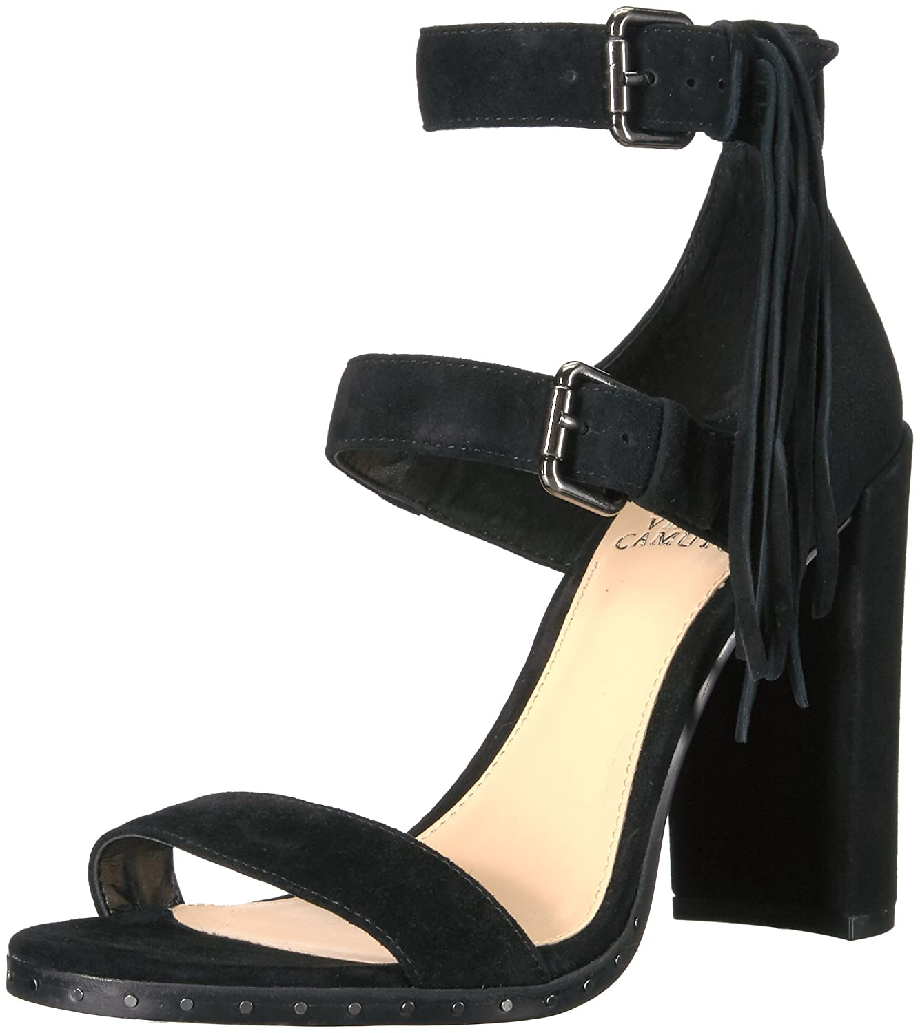 30ff3a15407e Amazon.com  Vince Camuto Women s JESINA Heeled Sandal  Shoes