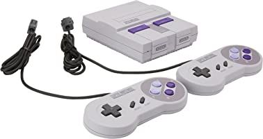 Nintendo, CLV-S-SNSG, Nintendo Console Super NES Classic Edition, Cinza, Nintendo Super NES