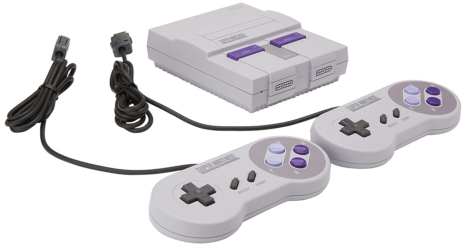 Amazon Super NES Classic Video Games