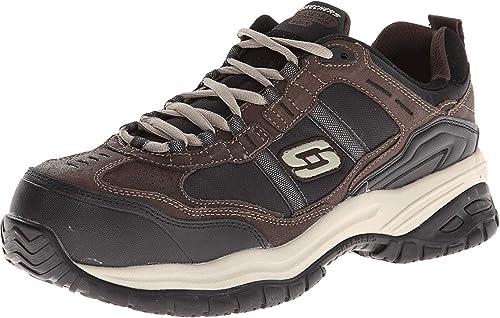 zapatos de seguridad skechers hombre