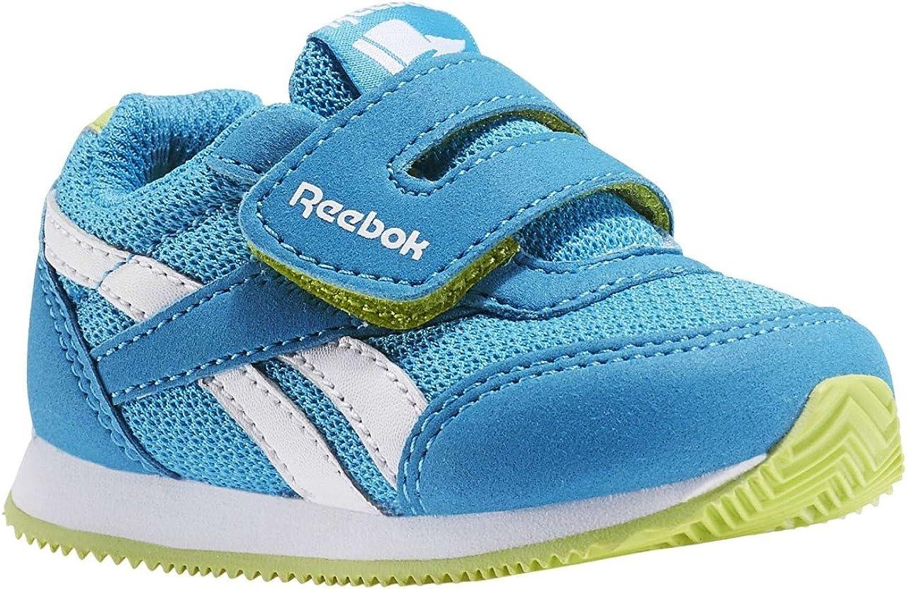 Reebok BD5173, Zapatillas de Trail Running para Niños, Turquesa (Caribbean Teal/Kiwi Green/White), 26.5 EU: Amazon.es: Zapatos y complementos