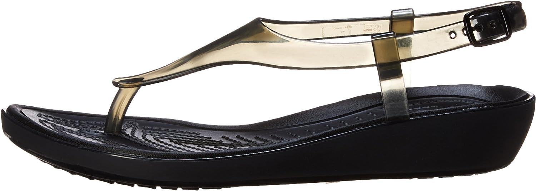 Crocs Womens Really Sexi T-Strap Sandal