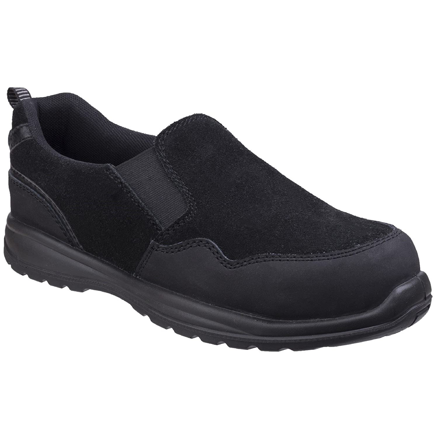 Amblers Safety AS603C Womens/Ladies Slip On Safety Shoes