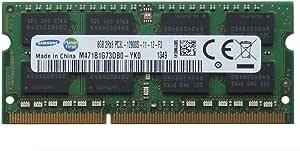 Samsung 8GB DDR3 SO-DIMM Memory Module