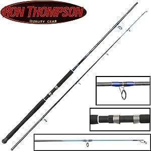 Ron Thompson Hard Core II Big Fish 290 cm 200 – 300 g, pescar, caña para kapitale peces, caña de pescar para siluros, Siluro cañas, caña, cañas Atar