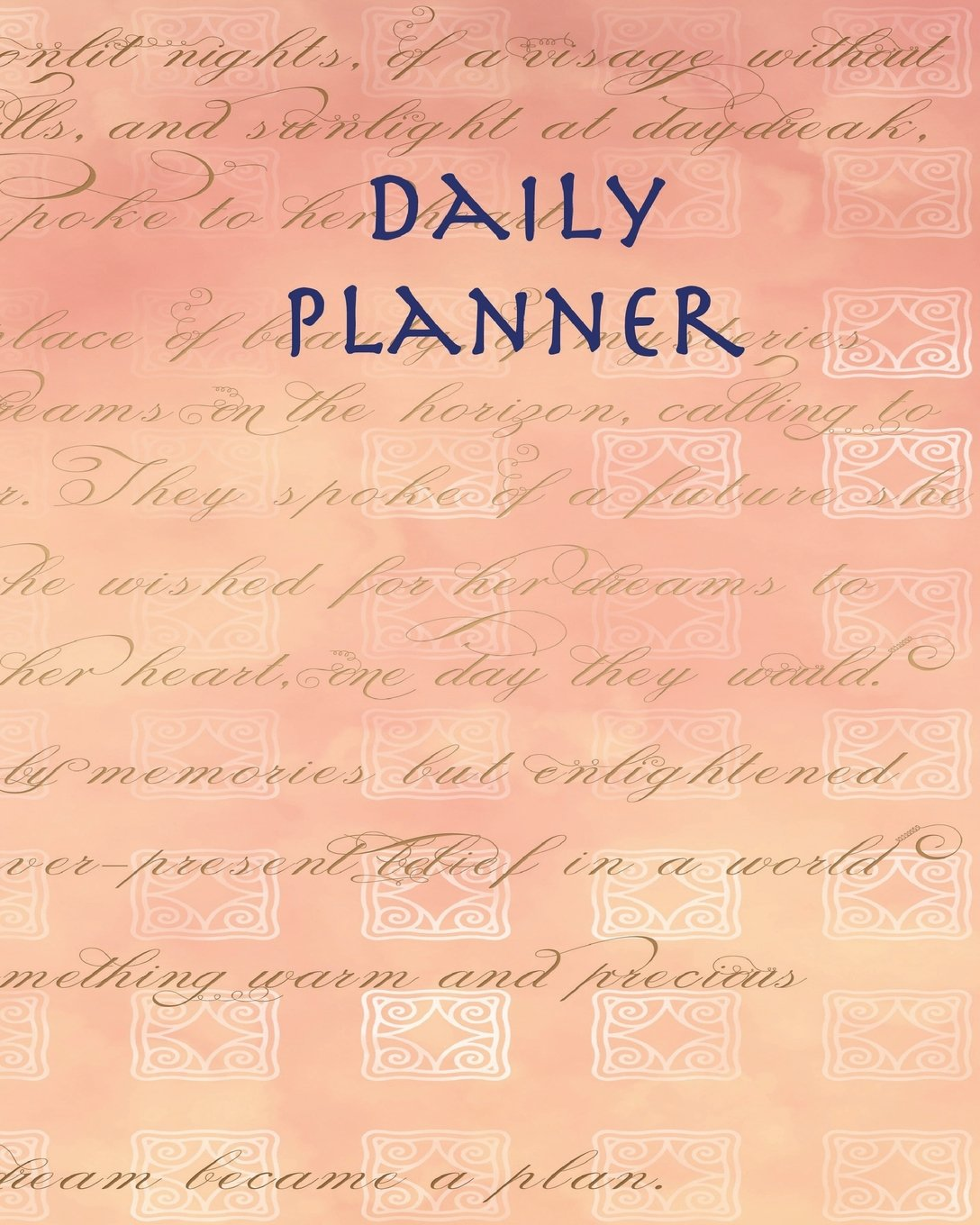 Download Daily Planner: 8x10 planner, 90 day challenge, 90 day planner, Diary pdf epub