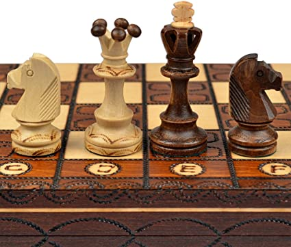 791 Chess Set Moulds /'American Indian/'