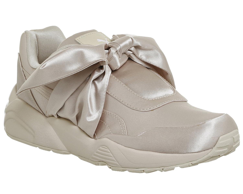 Puma Damen Fenty Schleife Sneaker von Rihanna Fenty Damen X Cream Satin ab35a0