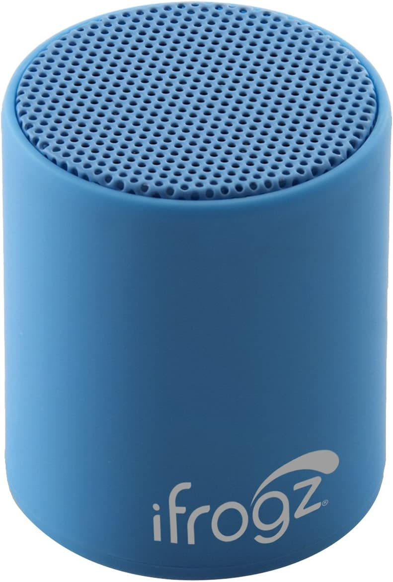 iFrogz Coda Pop Bluetooth Speaker – Blue Raspberry