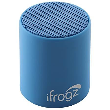 iFrogz Coda Pop Bluetooth Speaker – Blue Raspberry