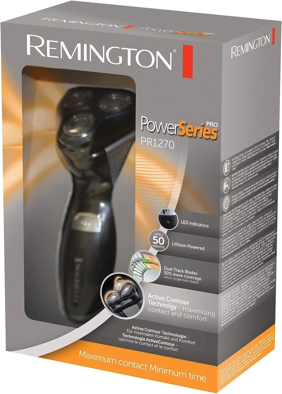 Remington PR1270 Power Pro Series - Afeitadora rotativa ...