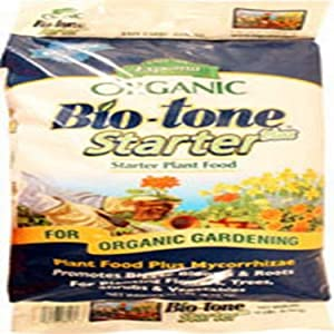 Espoma BTSP18 Bio-Tone Starter Plus Plant Food Bag, 18-Pound