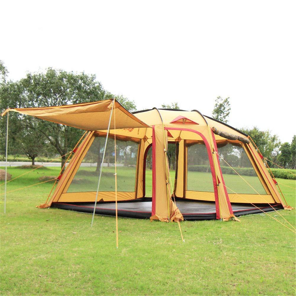 Zelt, 8-10 Personen Overzed Breathability Zelte Outdoor Family Beach Wandern 4 Saison Camping Zelt