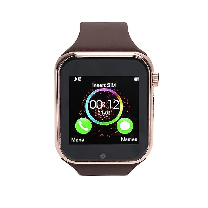 M1 (A1) pantalla táctil bluetooth Smart reloj teléfono 1.54 ...