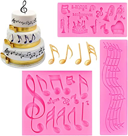 SILICONE MAT WEDDING SILHOUETTE 2 CAKE LACE MAT