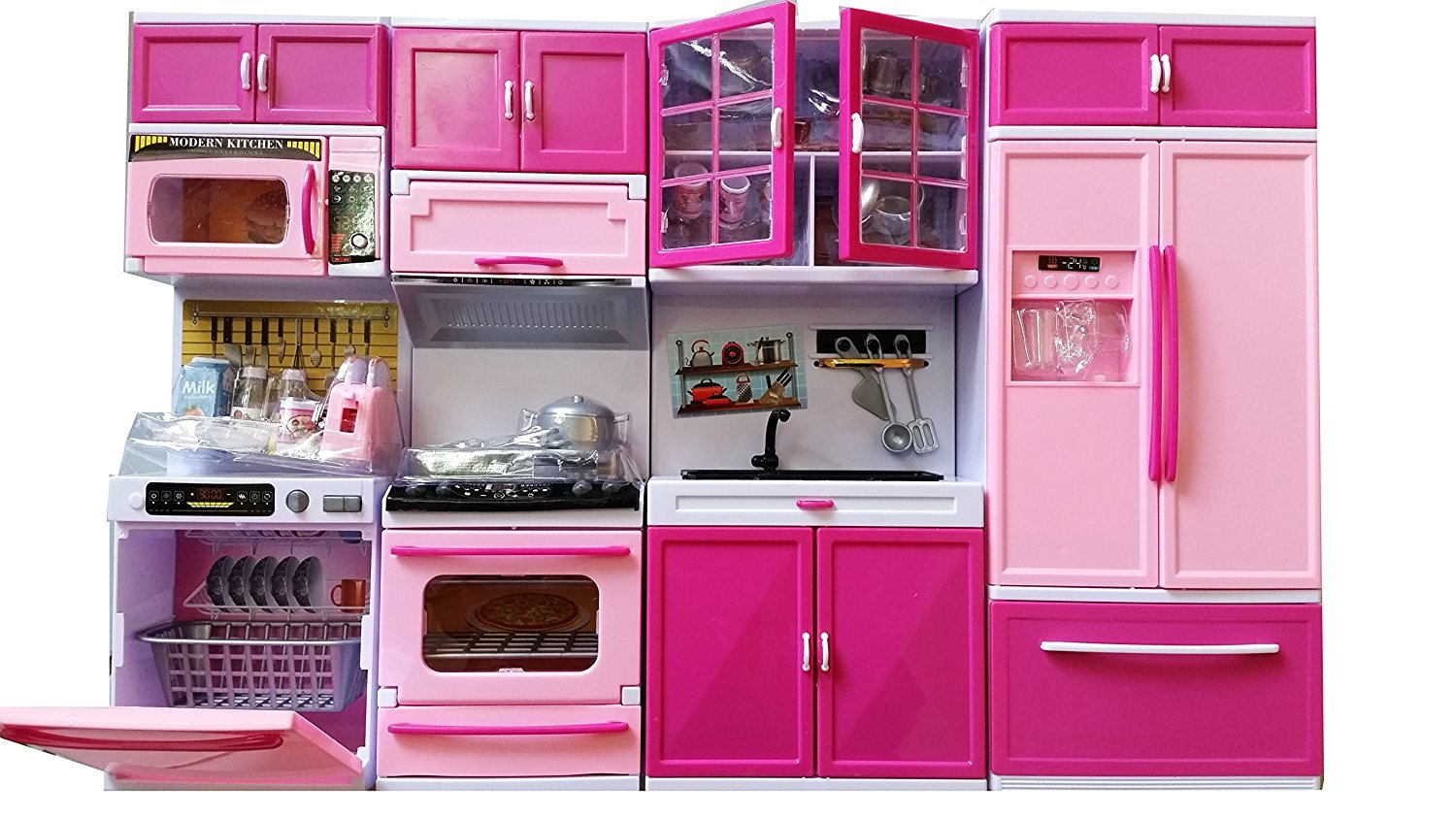 set complete image girls ideas play kitchen inspiration awesome and a little sasg for pink