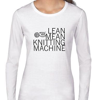 Amazon Lean Mean Knitting Machine Sewing Knitting Love Enchanting Lean Mean Sewing Machine