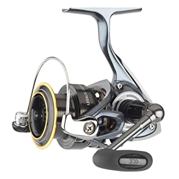 Daiwa Legalis 1500/2500/3000HA Carrete De Pesca: Amazon.es ...