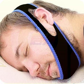 Lu0026LQ 2 Stücke Top Qualität Anti Schnarchen Kinnriemen Pflege Schlaf  Schnarchen Gürtel Für Männer Frauen Schlafen