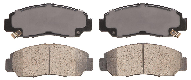 ADVICS AD0959 Ultra-Premium Front Disc Brake Pad Set