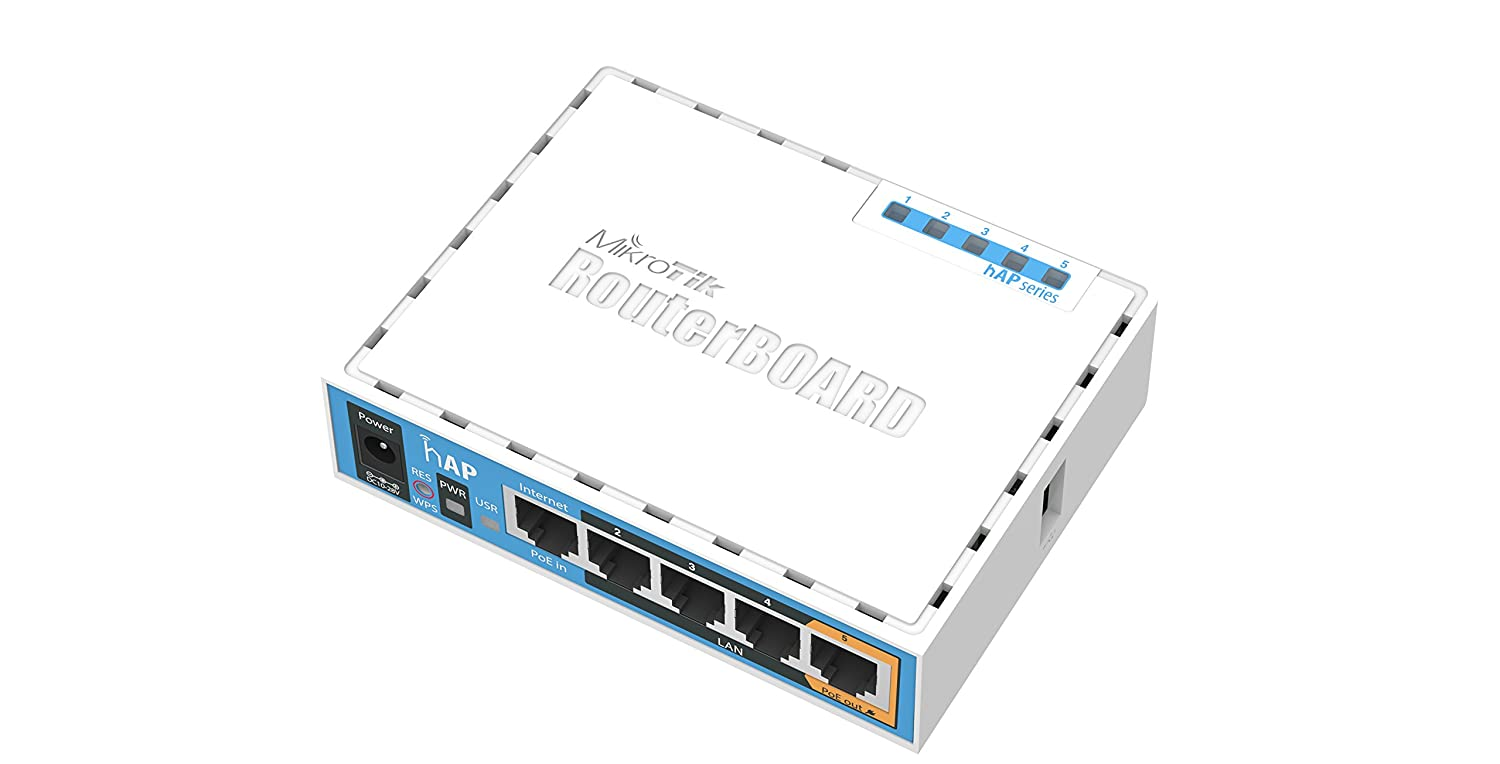 Amazon in: Buy Mikrotik RouterBoard RB951Ui-2nD hAP Small Wireless