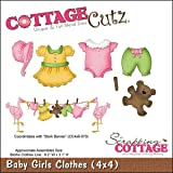 "Die CottageCutz 4 ""X 4""-bambina vestiti"